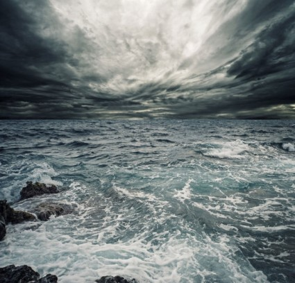 here's a picture of a metaphoric ocean storm to break up my incredibly long wall of text and keep you interested.